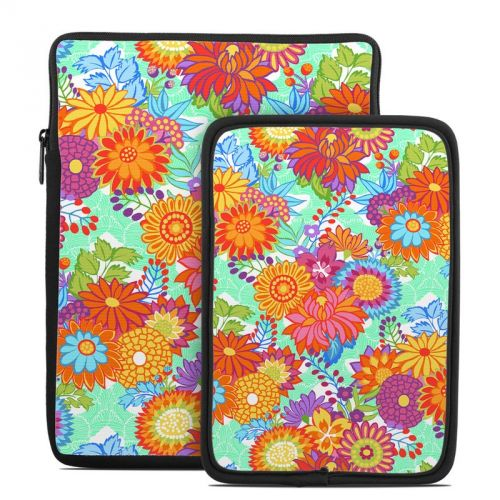 Jubilee Blooms Tablet Sleeve