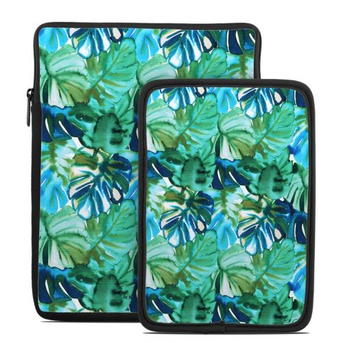 Jungle Palm Tablet Sleeve