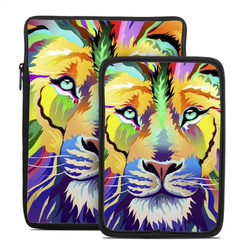 King of Technicolor Tablet Sleeve