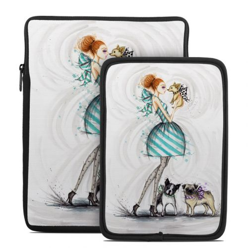 A Kiss for Dot Tablet Sleeve