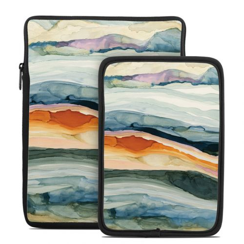 Layered Earth Tablet Sleeve