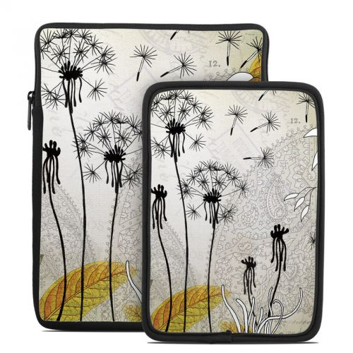 Little Dandelion Tablet Sleeve