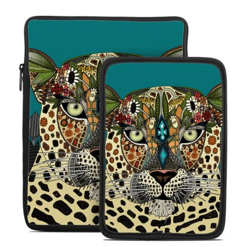 Leopard Queen Tablet Sleeve