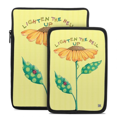 Lighten Up Tablet Sleeve