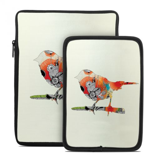 Little Bird Tablet Sleeve