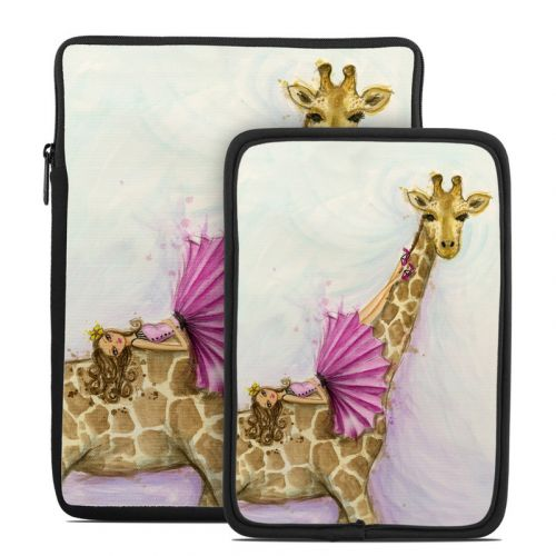 Lounge Giraffe Tablet Sleeve