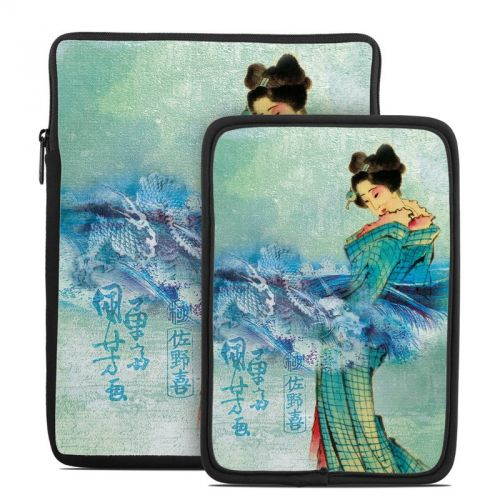 Magic Wave Tablet Sleeve