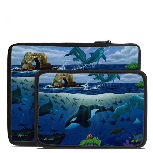 Oceans For Youth Tablet Sleeve