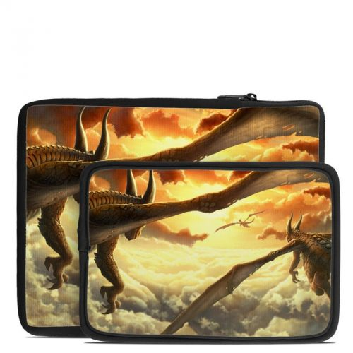 Over the Clouds Tablet Sleeve