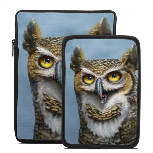 Owl Totem Tablet Sleeve
