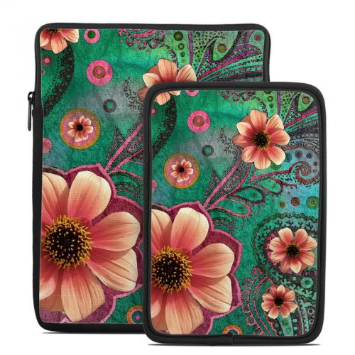 Paisley Paradise Tablet Sleeve
