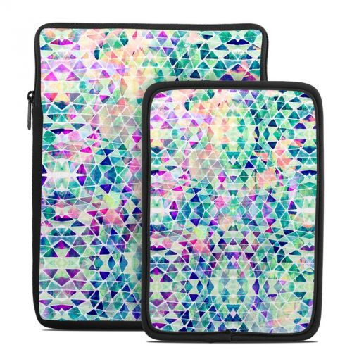 Pastel Triangle Tablet Sleeve