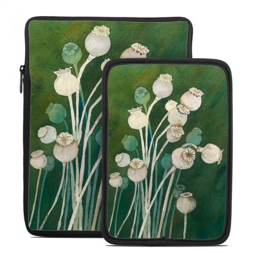 Poppy Pods Tablet Sleeve