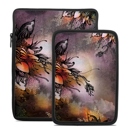 Purple Rain Tablet Sleeve