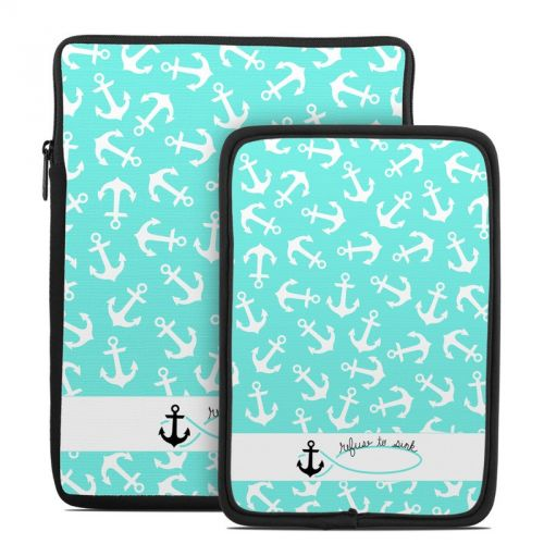 Refuse to Sink Tablet Sleeve