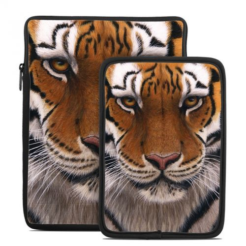Siberian Tiger Tablet Sleeve