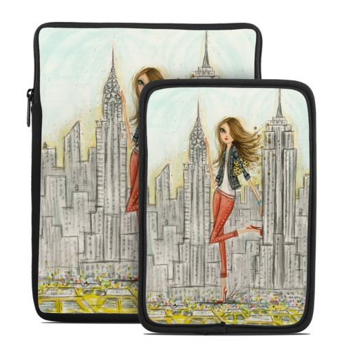 The Sights New York Tablet Sleeve