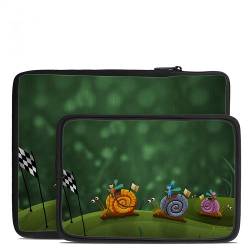 Snail Race Tablet Sleeve