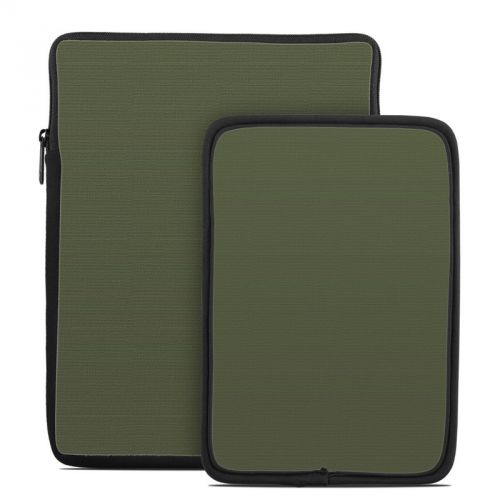 Solid State Olive Drab Tablet Sleeve