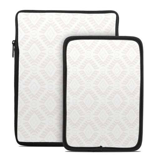 Stamped Diamond Tablet Sleeve