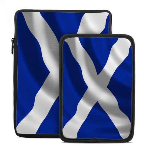St. Andrew's Cross Tablet Sleeve