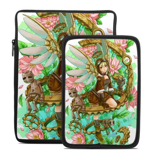 Steampunk Angel Tablet Sleeve