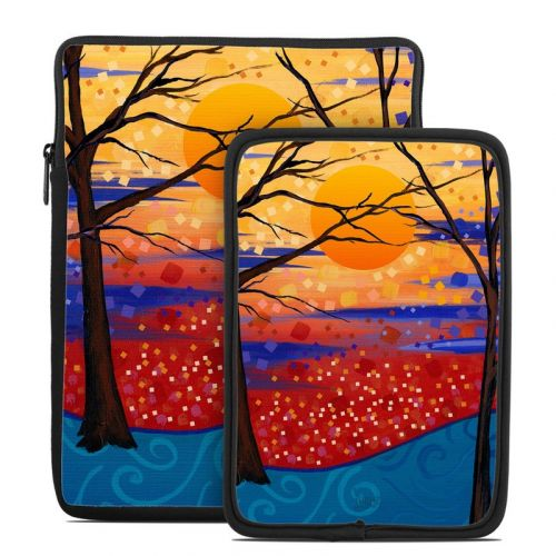Sunset Moon Tablet Sleeve
