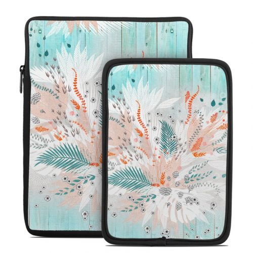 Tropical Fern Tablet Sleeve