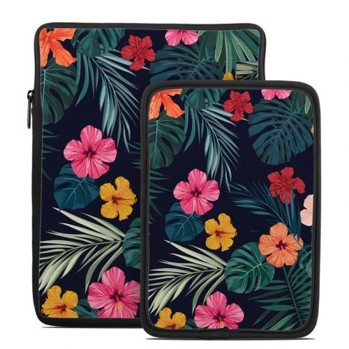 Tropical Hibiscus Tablet Sleeve