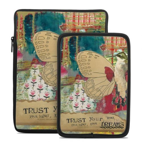 Trust Your Dreams Tablet Sleeve