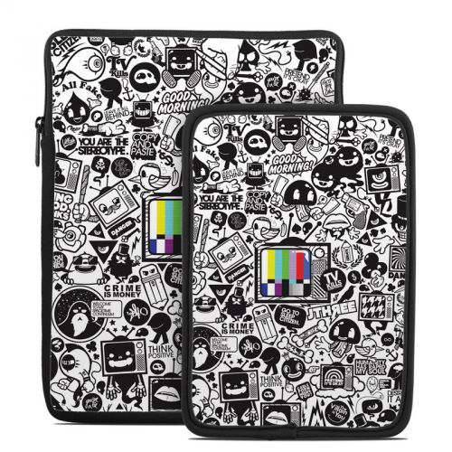 TV Kills Everything Tablet Sleeve
