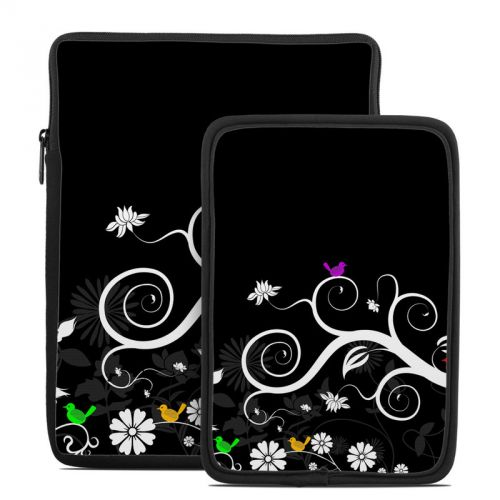 Tweet Dark Tablet Sleeve