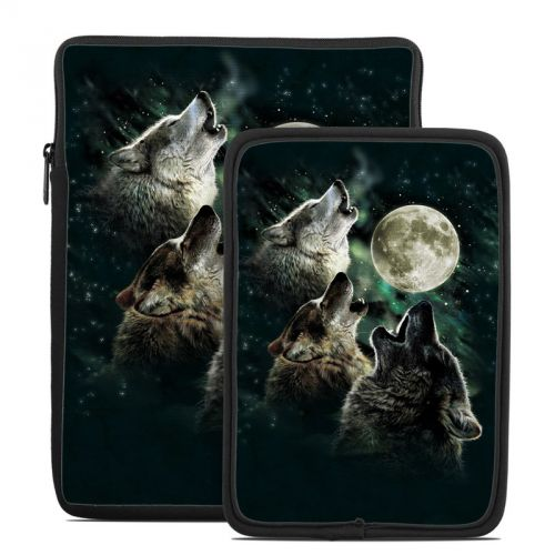 Three Wolf Moon Tablet Sleeve