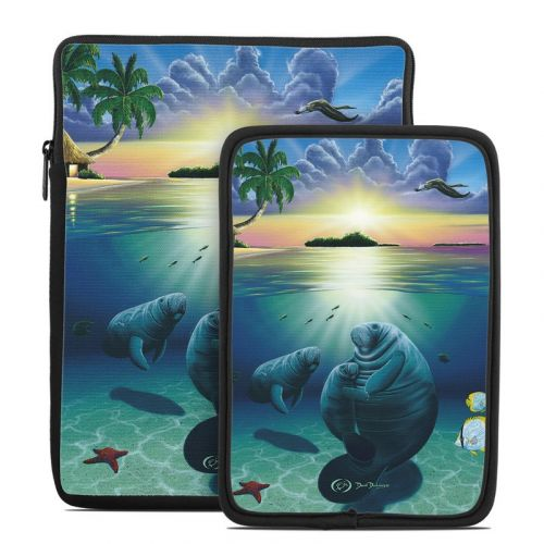Underwater Embrace Tablet Sleeve