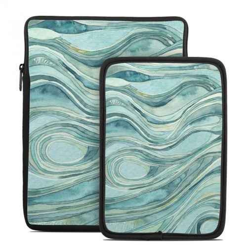 Waves Tablet Sleeve