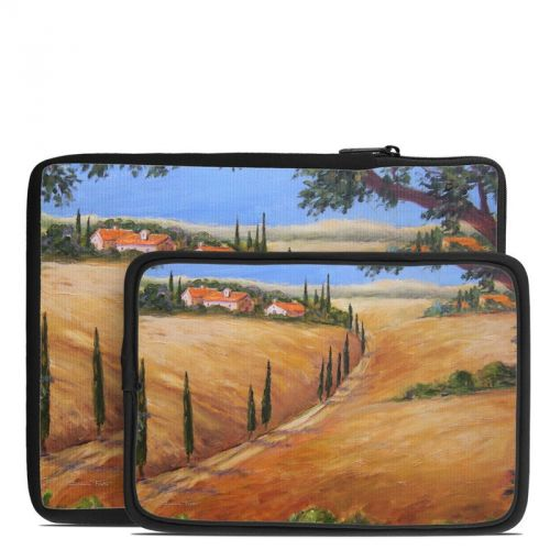 Wheat Fields Tablet Sleeve