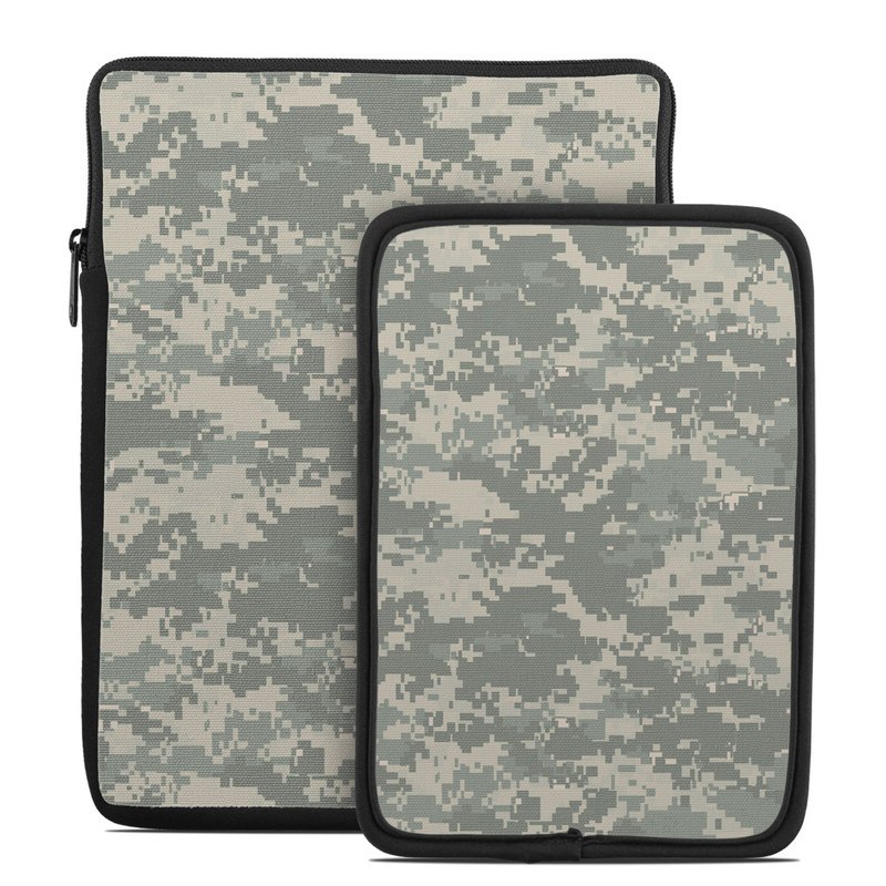 Tablet Sleeve design of Military camouflage, Green, Pattern, Uniform, Camouflage, Design, Wallpaper with gray, green colors