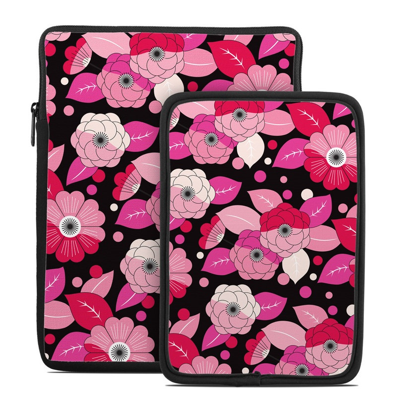Asiana Blossoms Tablet Sleeve