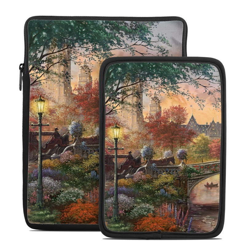 Autumn in New York Tablet Sleeve