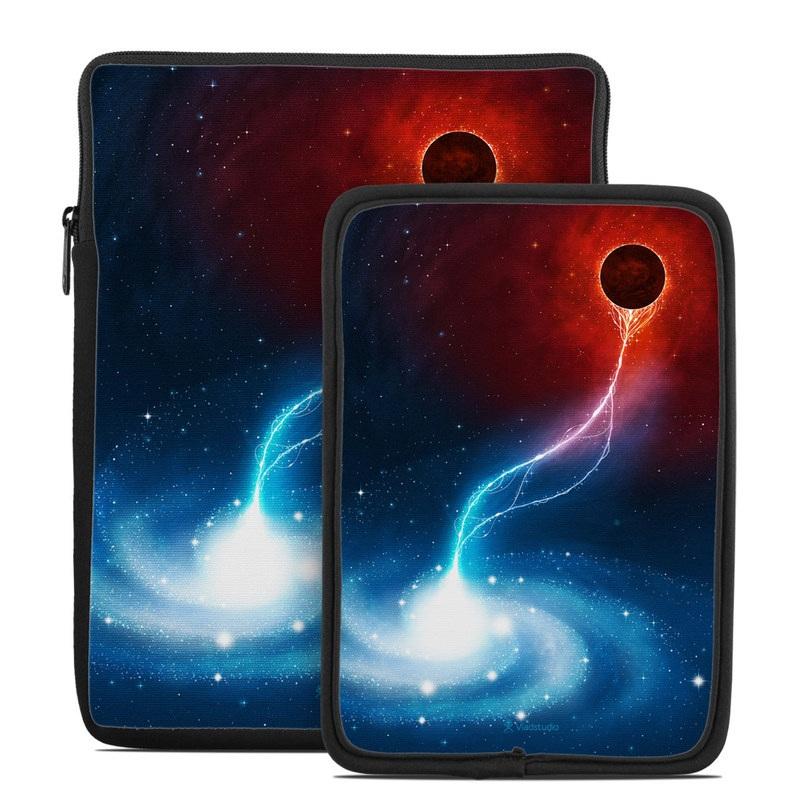 Black Hole Tablet Sleeve