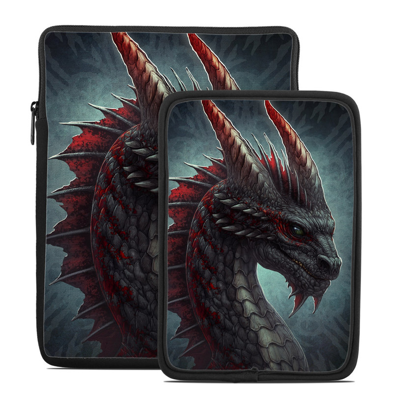 Black Dragon Tablet Sleeve