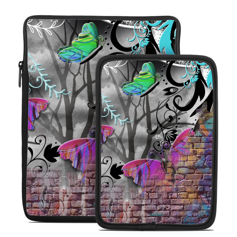 Butterfly Wall Tablet Sleeve