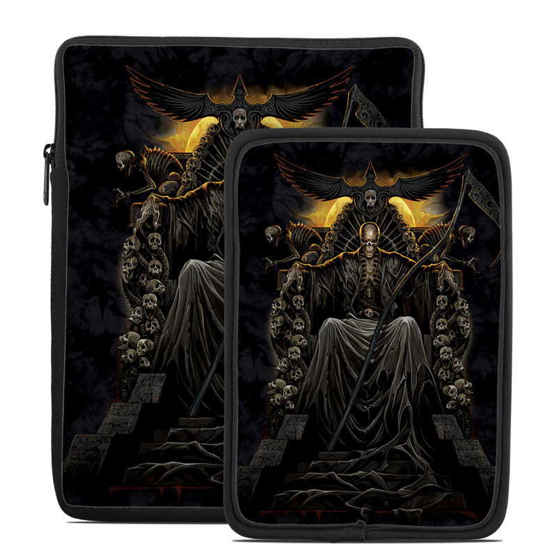 Death Throne Tablet Sleeve
