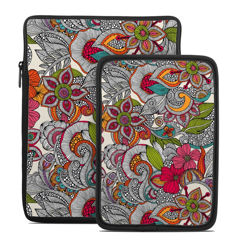 Doodles Color Tablet Sleeve