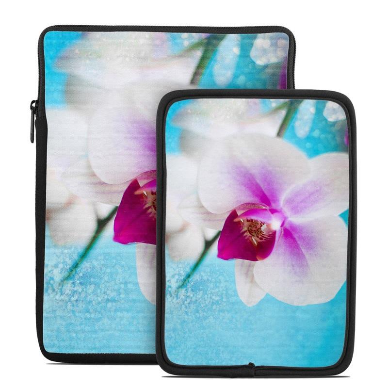 Eva's Flower Tablet Sleeve