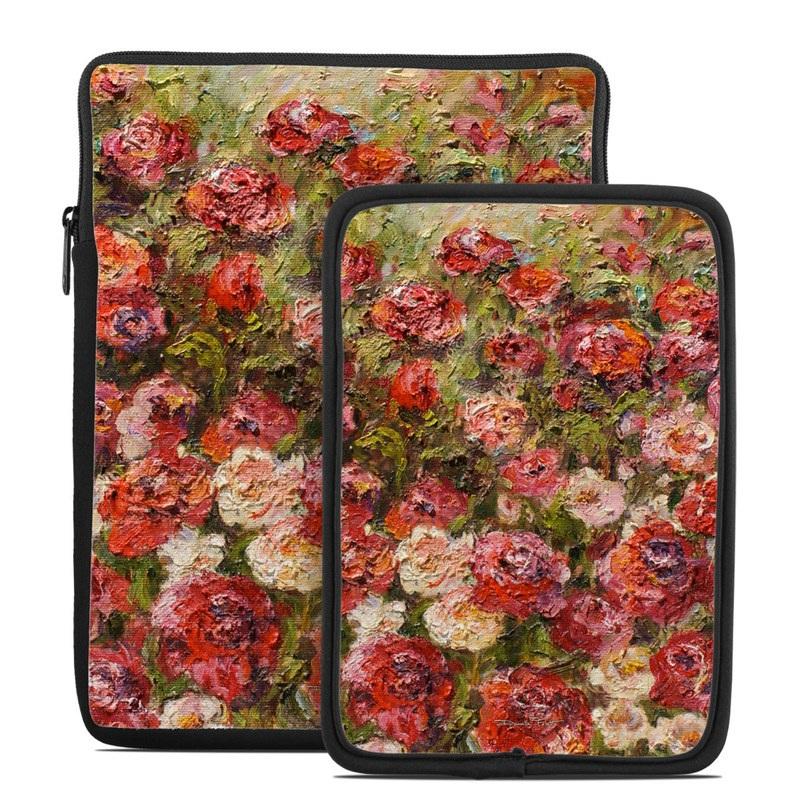 Fleurs Sauvages Tablet Sleeve