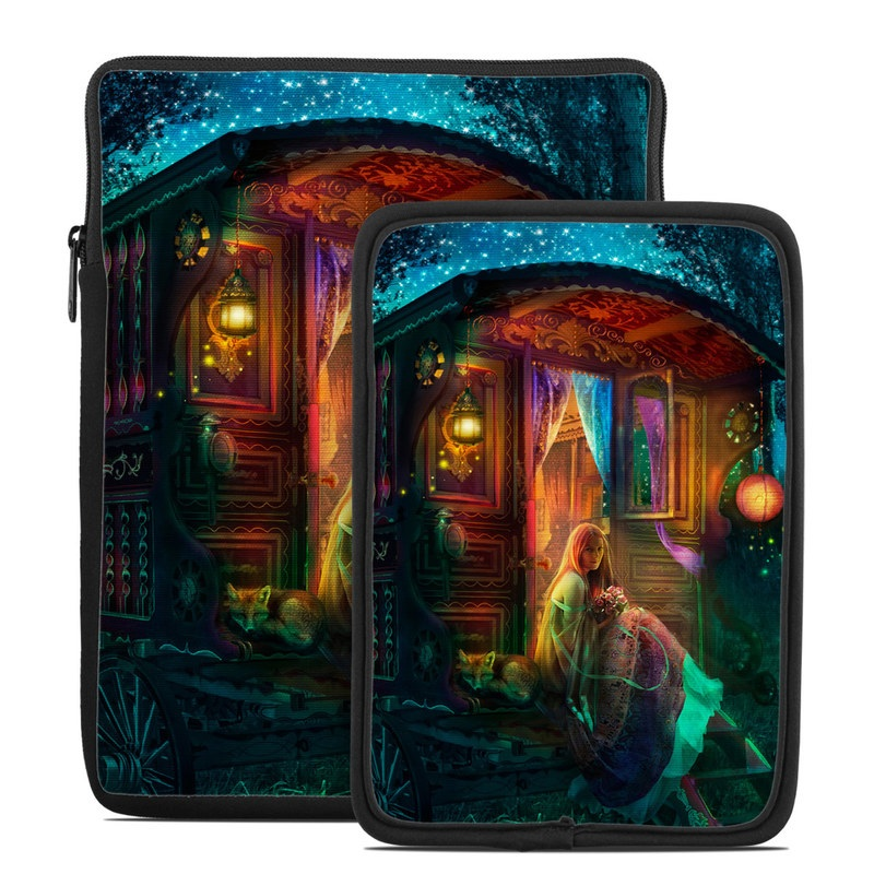 Gypsy Firefly Tablet Sleeve