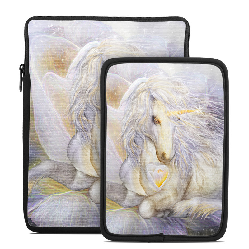 Heart Of Unicorn Tablet Sleeve