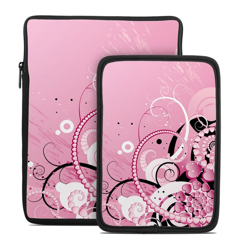 Her Abstraction Tablet Sleeve