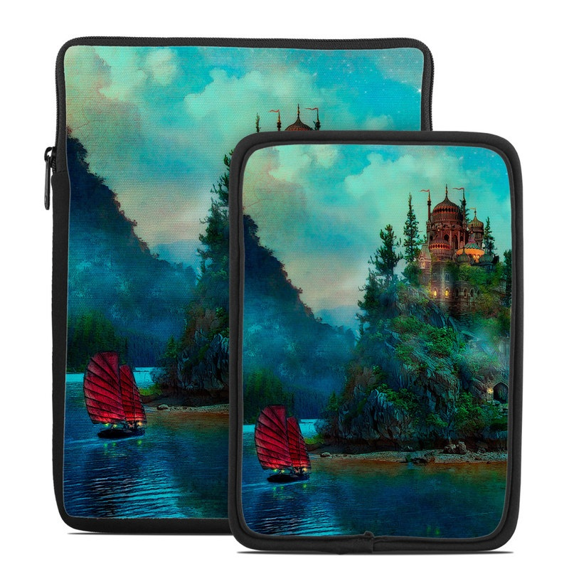 Journey's End Tablet Sleeve